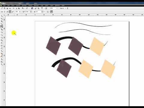 COREL TEMA 01- Entorno de CorelDraw X6 | FunnyCat.TV
