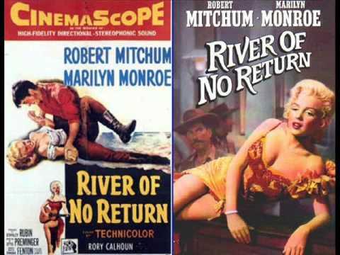 姚莉 - 大江東去 (Yao Li), River of No Return - Marilyn Monroe (1954)