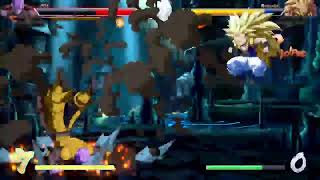 Vuelve Dragon ball fighter Z