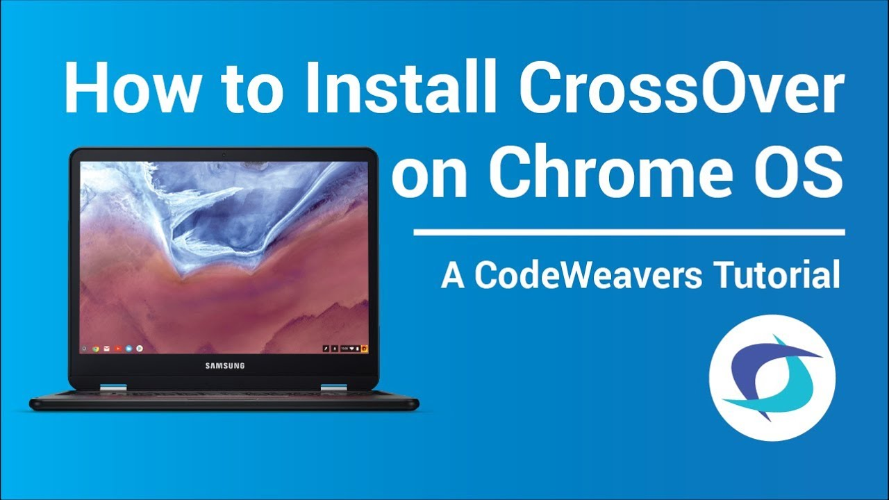 How to Install Windows Programs and Games on Chromebooks