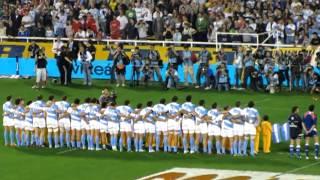 Los Pumas Vs Australia en flia. Rosario