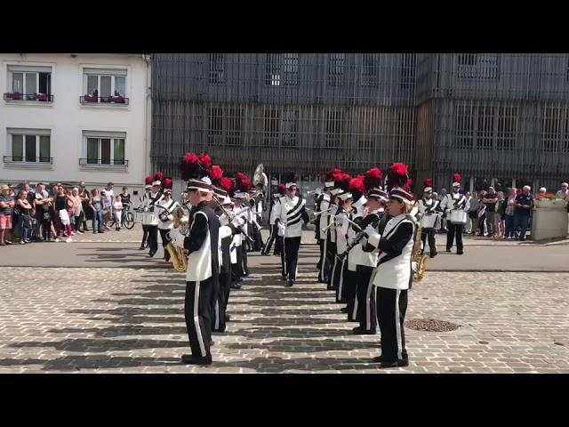 Fanfare de Chezy sur Marne - Show 2018