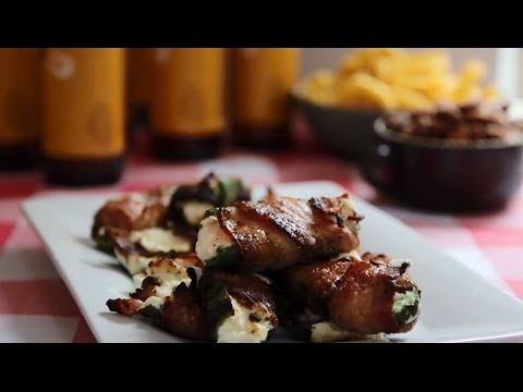 How to Make Grilled Bacon Jalapeno Wraps | Game Day Recipes | Allrecipes.com