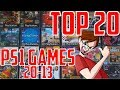Top 20 PlayStation One games | 20-13