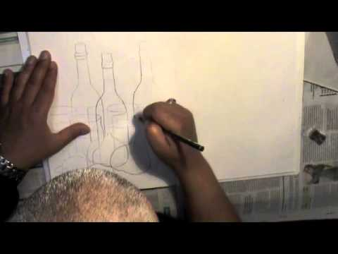 how to create a cubist image