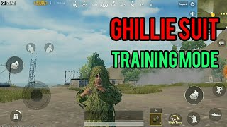 Gambar cover Where to find the ghillie suit in training [PUBG]