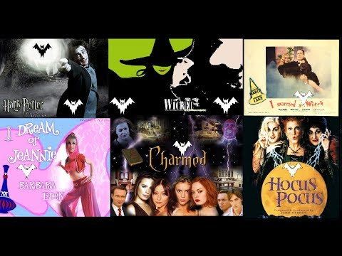 a witch recommends top 10 magical movies and tv series for halloween - Halloween Movies About Witches