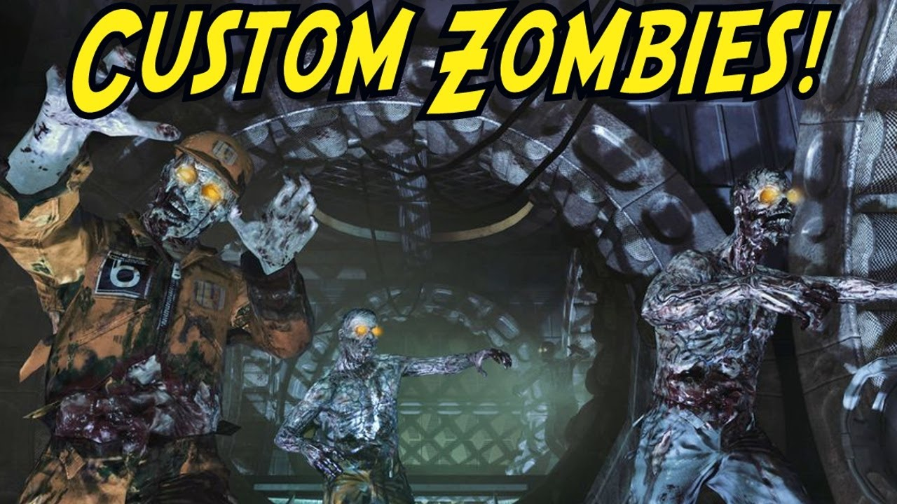 Custom Waw Zombie Maps - Design Templates
