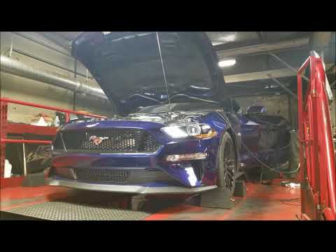 HELLION 2018 MUSTANG GT 840 HP DYNO!!!!