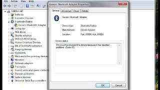 видео Не работает Bluetooth на ноутбуке: инструкция по решению проблемы