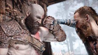 God of War 5 полное прохождение игры (28 часть) великая битва