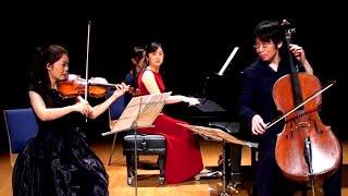 "Beethoven: Piano Trio No. 4 in B-flat major Op.11 ""Gassenhauer Trio"" 1st mov."
