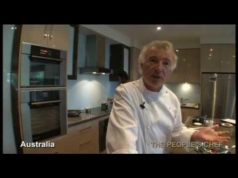 Chefs of De Dietrich  Australia Jacques Reymond