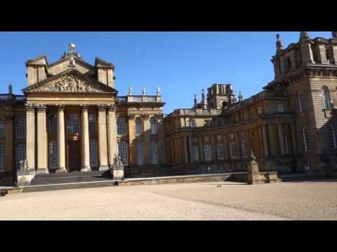 Forget Downton Abbey - Blenheim Palace is #1