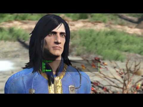 Meeting Frank Horrigan | Fallout 4