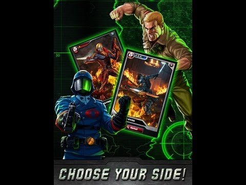 G.I. JOE: BATTLEGROUND Android & iOS GamePlay