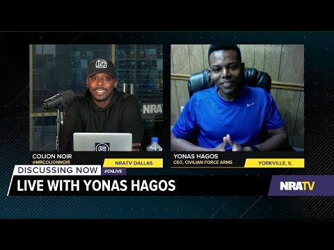 CN Live | Yonas Hagos From Civilian Force Arms