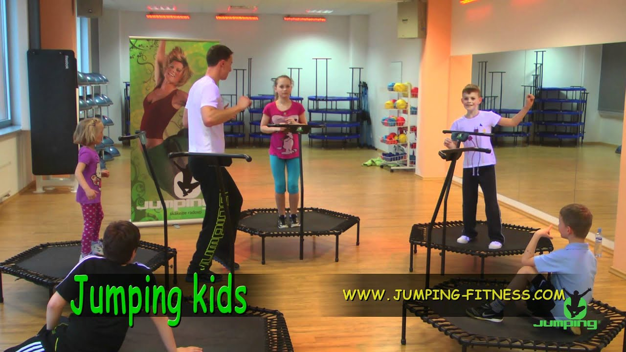 Jumping®KIDS lekce