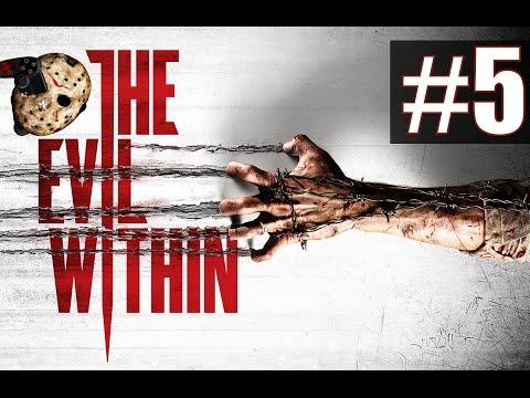 Прохождение The Evil Within - Ч.5 - В глубины