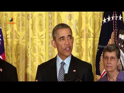 President Barack Obama Announces Clean Power Plan to Combat Carbon Pollution | Mango News