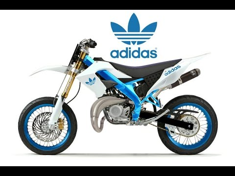 derbi 50cc supermoto tuning 2 youtube. Black Bedroom Furniture Sets. Home Design Ideas