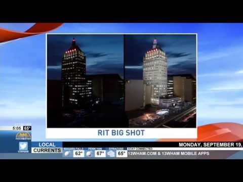 RIT on TV: Big Shot