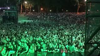 Tara Harrison Live in Vigo, Spain on The Miseducation of Lauryn Hill 20th Anniversary World Tour