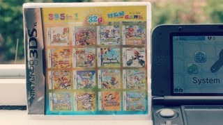 335 in 1 - Nintendo 3DS/DS Game - Unboxing & Review - [RIPOFF PRODUCT]