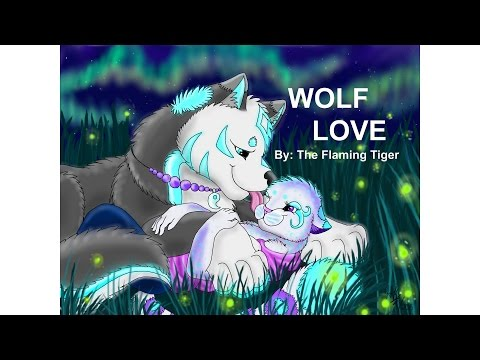 WOLF LOVE - COMPLETE ANIMATION