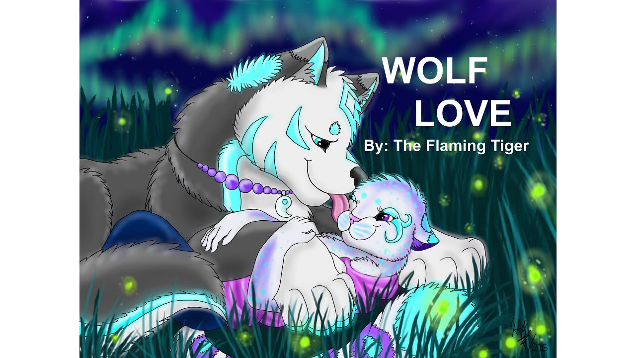 Wolf Love Complete Animation Youtube