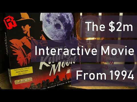 Under a Killing Moon | The $2m Interactive Movie from 1994