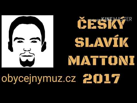 ČESKÝ SLAVÍK VYNESL ORTEL ... doslova #ceskyslavik #ceskyslavik2017