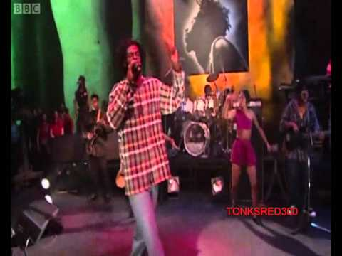 Buju Banton Live On Jools Holland - Murderer
