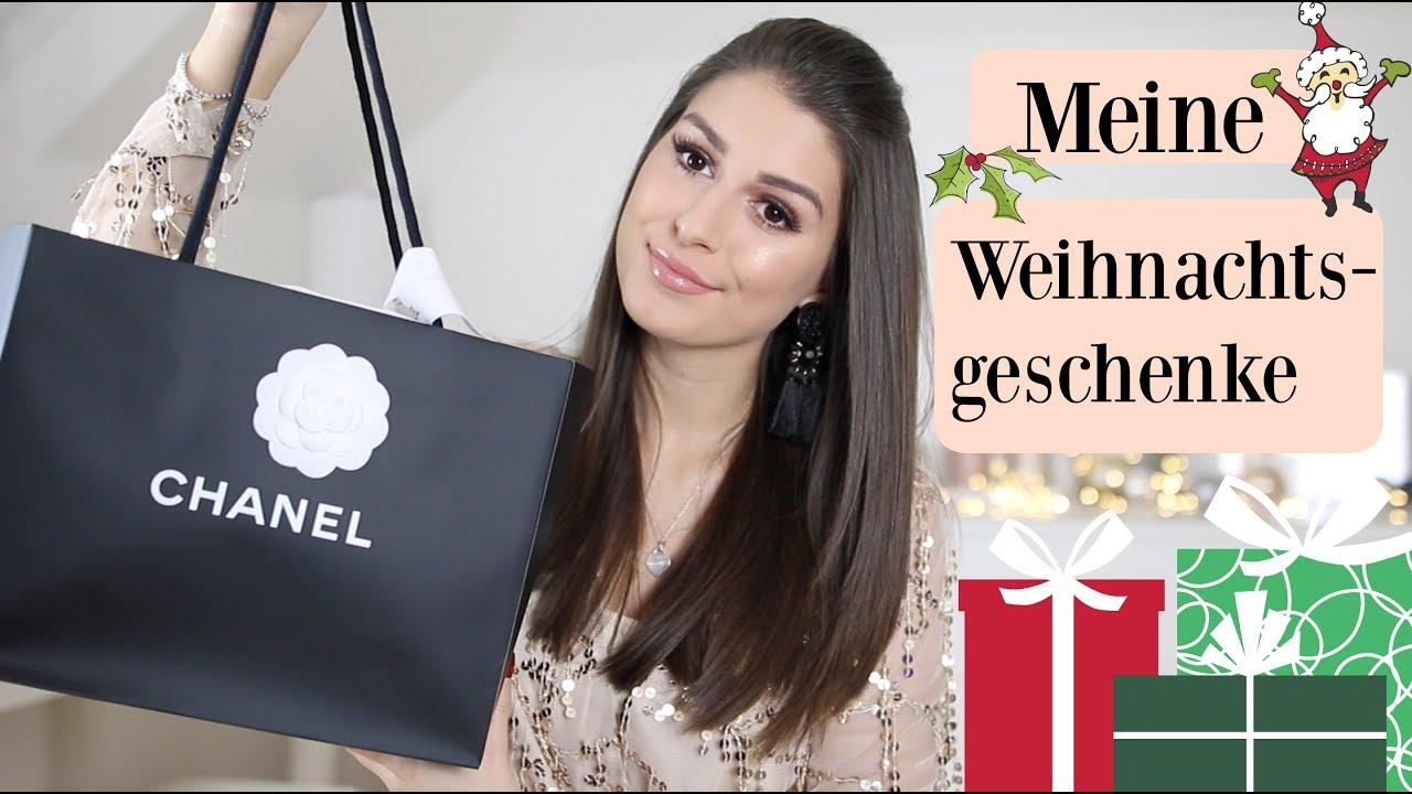 What i got for Christmas l Meine Weihnachtsgeschenke 2017 l Sara ...
