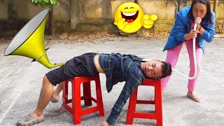 Must watch New Funny Videos 😂 😂 Comedy Videos 2019 || Fly Troll - Episode 12