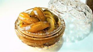 баклажановое варенье.Как приготовить баклажановое варенье/Eggplant jam. How to cook eggplant jam