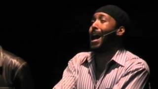 RENT - Jesse L. Martin - I'll Cover You Reprise (1996 and 2006)