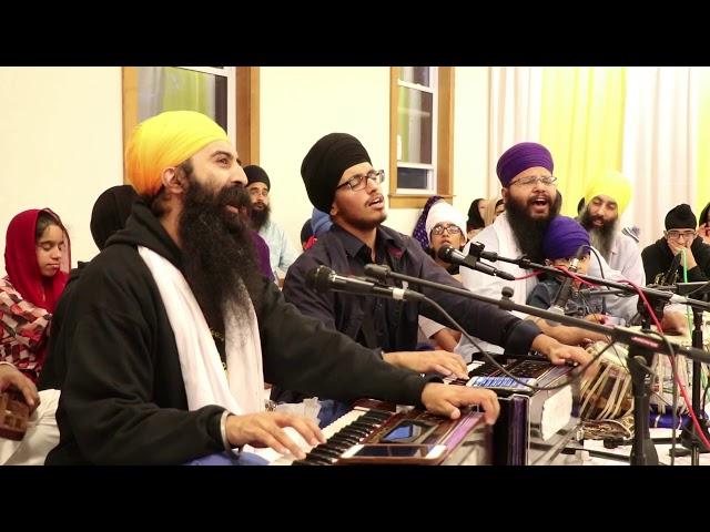 Bhai Prabhgun Singh (Windsor) - Dhihta Sab Sansaar Sukh N Naam Bin