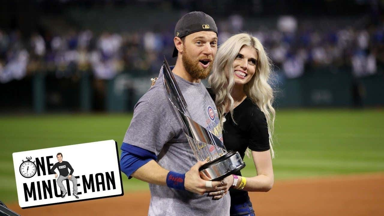 Julianna Zobrist requests millions that Ben Zobrist gave up while on ...