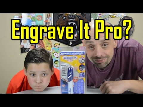 Nick And Shane Review Engrave It Pro | Does Engrave It Pro Really Work? | Engrave It Pro Review