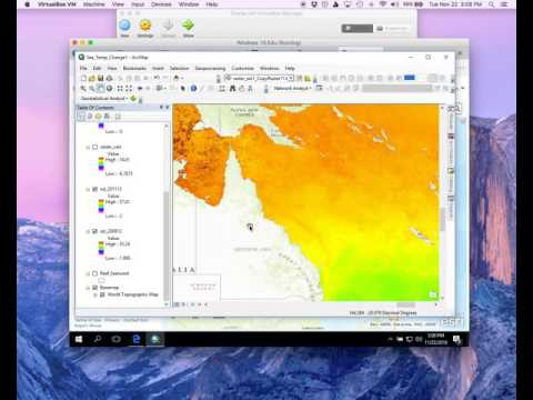AU Port Development Video GIS 410 Final Project pt 1