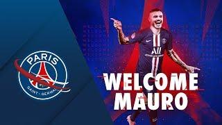WELCOME MAURO ICARDI ✍️🔥