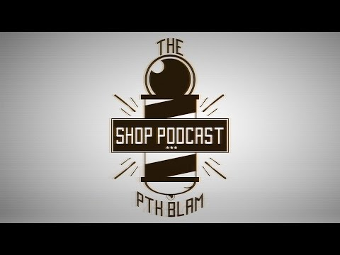 THE SHOP PODCAST EP.15 W. What Button Gaming and H20 Predator