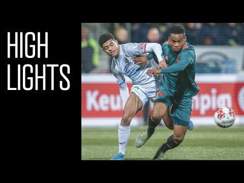 Highlights Telstar - Jong Ajax