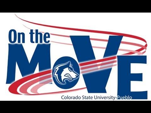 CSU-Pueblo On The Move