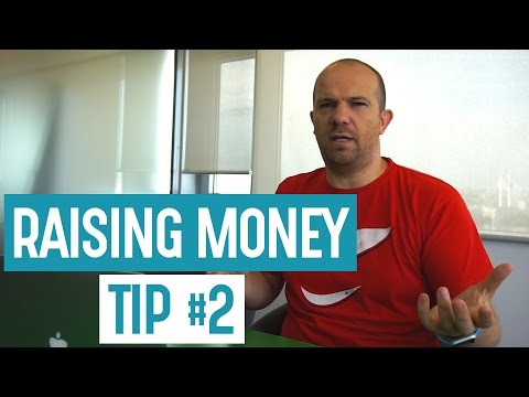 Fundraising tips: Sir Pitch-a-lot! - Bobby's Minute, ep. 28