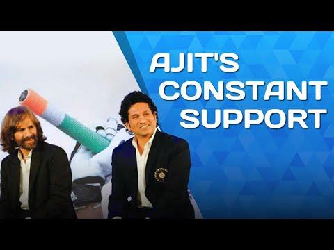Sachin A Billion Dreams - Ajit's Support