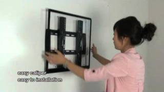 LOCTEK LED TV MOUNT SUPER LOW PROFILE TILT MOUNT PSW558ST