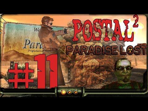 11) Postal 2: Paradise Lost DLC Playthrough | The Raid |
