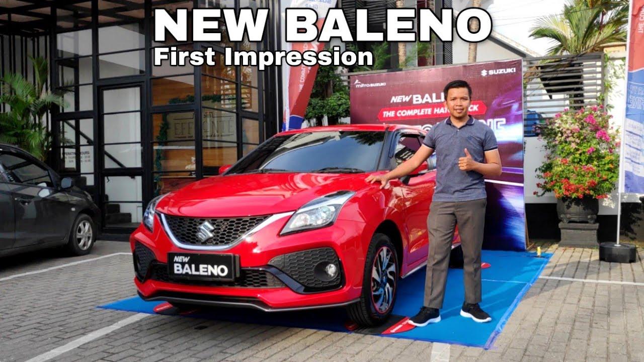 Situs jual beli mobil bekas, baru kota banjarmasin, kalimantan selatan. New Baleno Facelift Launching Perdana Di Banjarmasin Suzuki